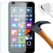 Microsoft Lumia 640 Screen Protector - Premium Tempered Glass