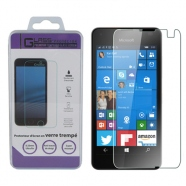 Microsoft Lumia 650 Screen Protector - Premium Tempered Glass