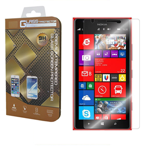 Nokia Lumia 530 Screen Protector - Premium Tempered Glass