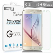 Samsung Galaxy S6 Screen Protector - Premium Tempered Glass