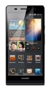 2 in 1 Huawei Ascend P6 Displayschutzfolie