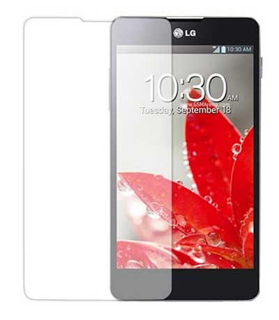 2 Protective Screen Film LG Optimus G e973