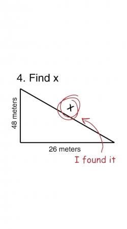 Find X Math Geek Peter Parker Spiderman