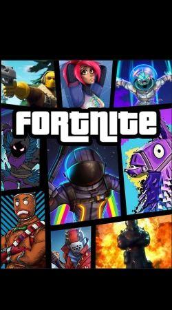 Fortnite - Battle Royale Art Feat GTA