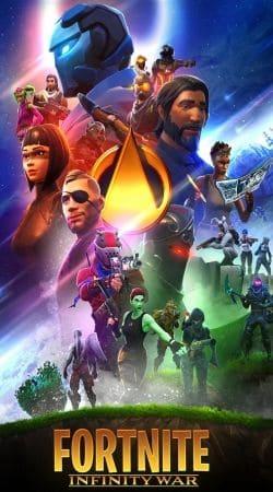 Fortnite Skin Omega Infinity War