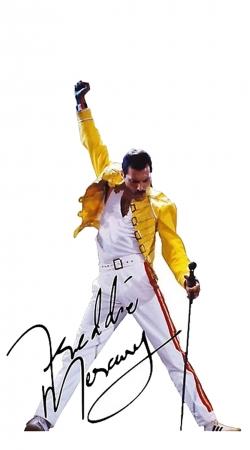 Freddie Mercury Signature