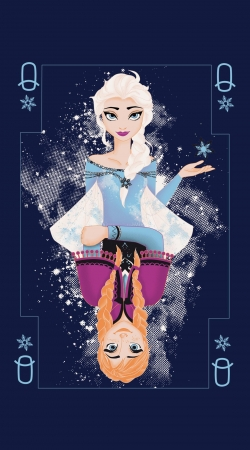 Frozen card