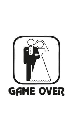 Game OVER Wedding