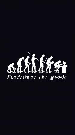 Geek Evolution