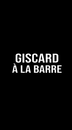 Giscard a la barre