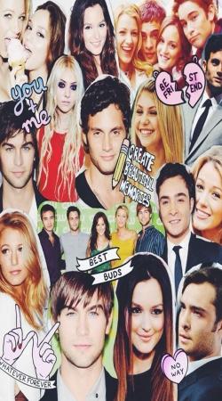 Gossip Girl Fan Collage
