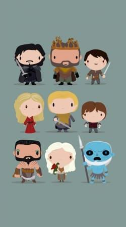 Got characters