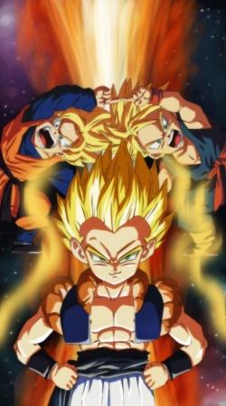 Gotenks Gohan x Trunks fusion