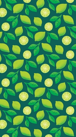 Green Citrus Cocktail