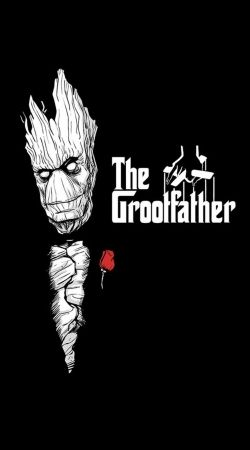 GrootFather is Groot x GodFather