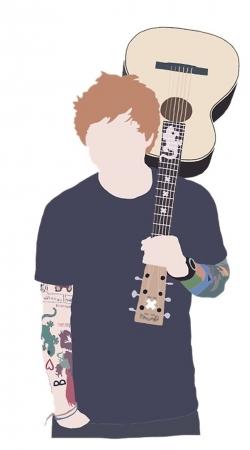 Guitarist Ed