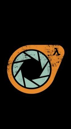 Half Life Symbol