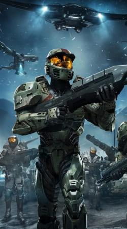 Halo War Game