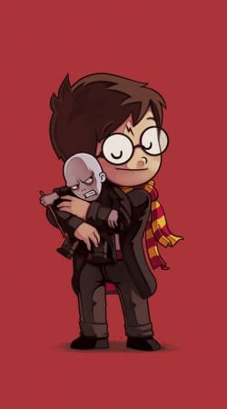 Harry Potter Free Hugs