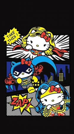Hello Kitty X Heroes