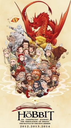 Hobbit The journey