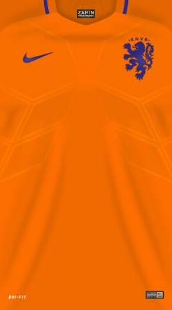 Home Kit Netherlands