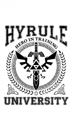 Hyrule University Hero in trainning