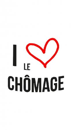 I love chomage