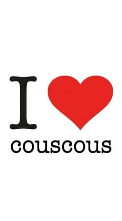 I love couscous