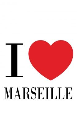 I love Marseille