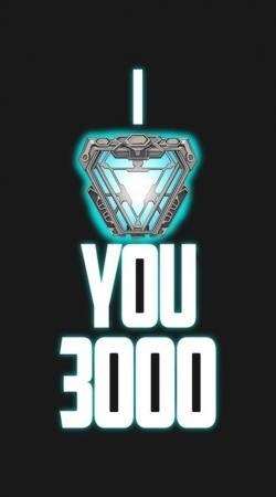 I Love You 3000 Iron Man Tribute