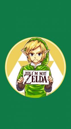 Im not Zelda
