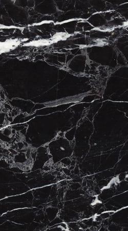 Initiale Marble Black Elegance