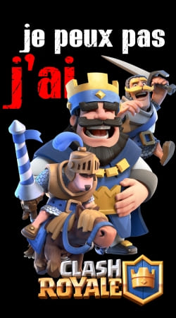Inspired By Clash Royale