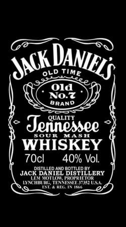Jack Daniels Fan Design