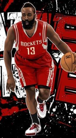 James Harden Basketball Legend
