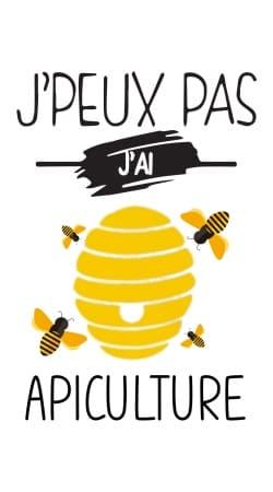 Je peux pas j ai apiculture