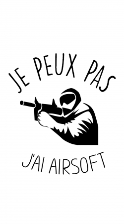 Je peux pas jai Airsoft Paintball