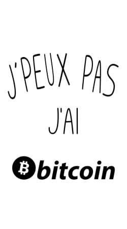 Je peux pas jai bitcoin