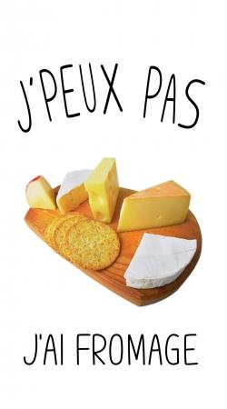 Je peux pas jai fromage