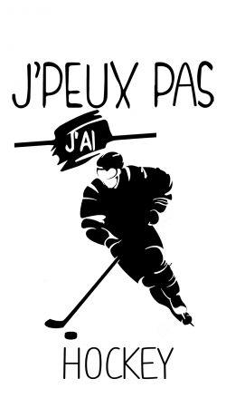 Je peux pas jai hockey sur glace