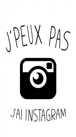 Je peux pas jai instagram