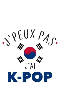 Je peux pas jai Kpop