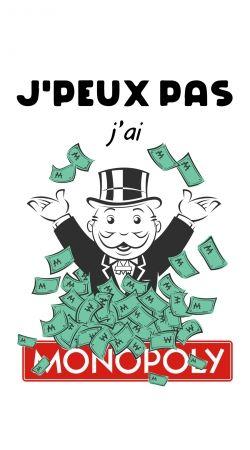 Je peux pas jai monopoly