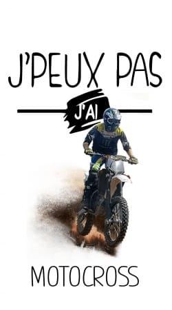 Je peux pas jai motocross