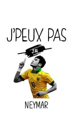 Je peux pas jai Neymar
