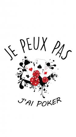 Je peux pas jai poker