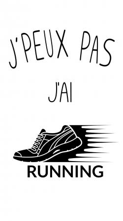 Je peux pas jai running