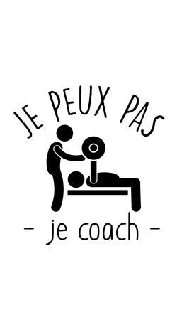 Je peux pas je coach