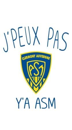 Je peux pas ya ASM - Rugby Clermont Auvergne